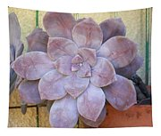 Stone Flower Tapestry