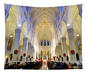 St.patricks Cathedral Restored Tapestry