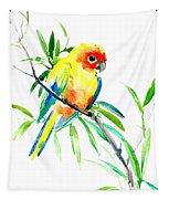 Sun Parakeet Tapestry