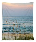 Sunrise And Sand Tapestry