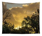 Sunset Glow Tapestry