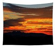 Superstition Sunrise  Tapestry