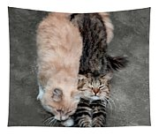 Sweet Couple Tapestry