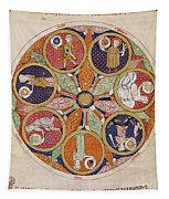 Table Of Planets Tapestry