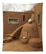 Taos Pueblo Tapestry