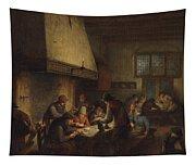 Tavern Scene Tapestry