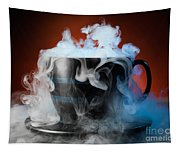 Tea Cup Tapestry