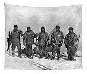 Terra Nova Expedition Tapestry