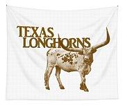 Texas Longhorns Tapestry