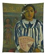 The Ancestors Of Tehamana Tapestry