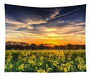 The April Farm Tapestry
