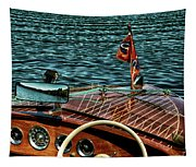 The Classic 1958 Chris Craft Tapestry
