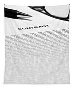 The Legal Contract Tapestry