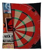 The Dart Board Tapestry
