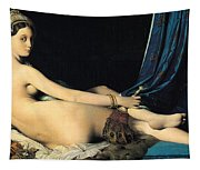 The Grand Odalisque Tapestry