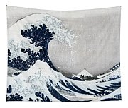 The Great Wave Of Kanagawa Tapestry