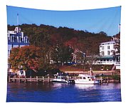 The Historic Goodspeed Opera House Tapestry