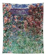 The House Among The Roses Tapestry