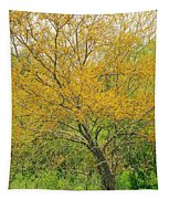 The Leaning Tree Tapestry