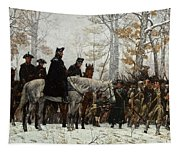 The March To Valley Forge Tapestry