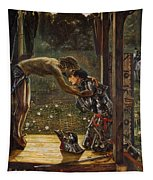 The Merciful Knight Tapestry