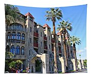 The Mission Inn  Tapestry