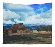 The Moulton Barn Tapestry