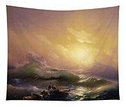 The Ninth Wave Tapestry