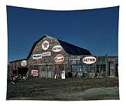 The Nostalgia Barn Tapestry