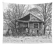 The Old Home Place Tapestry