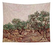 The Olive Pickers Tapestry