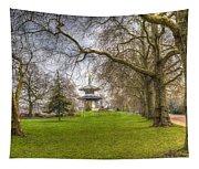 The Pagoda Battersea Park London Tapestry