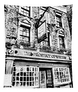 The Prospect Of Whitby Pub London Art Tapestry