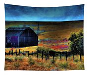 The Red Barn Tapestry