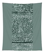 The Rosetta Stone Tapestry