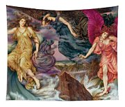 The Storm Spirits Tapestry