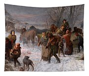 The Underground Railroad Tapestry