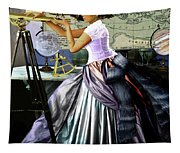 The Victorian Astronomer  Tapestry