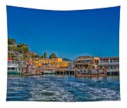 Tiburon Waterfront Tapestry
