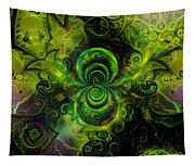 Time Fractal Tapestry