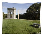 Titus Arch Replica - Northfield Nh Usa Tapestry
