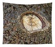 Tree Bark 2 Tapestry