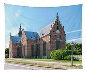 Trinity Church In Kristianstad Tapestry