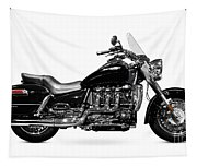 Triumph Rocket IIi Motorcycle Tapestry