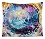 Tunnel To The Moon Tapestry