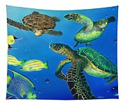 Turtle Towne Tapestry