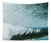 Underwater Barrel Tapestry