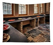 Vintage Kitchen Tapestry