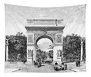 Washington Square Arch Tapestry