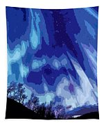 Watcher Of The Skies Tapestry